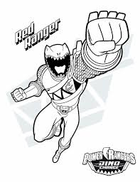 Power Rangers Jungle Fury Megazord Coloring Pages New Mighty Morphin