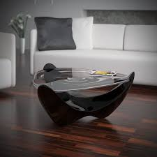 This futuristic and modern coffee table will looks good in your living  room. Designed by Behzad Rashidizadeh, this table captures the beautiful  moment of ...