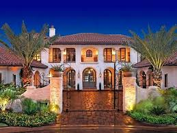 exterior colonial house design. Spanish Colonial House Plans Style Exterior Design  Front Yard Landscaping Ideas Ranch . T