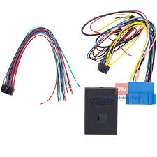 gmos wiring harness gmos image wiring diagram metra gmos 06 2000 2004 cadillac onstar interface for amplified on gmos 06 wiring harness