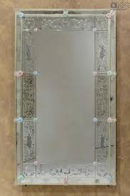 mirror engraved with murano glass venetian mirror spo original murano glass 24 01 jpg