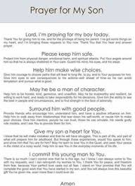 prayers for your teen young adult kids printables daniel  noah lucas and avery
