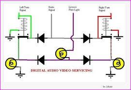 similiar simple light bulb wiring diagram keywords motorcycle forums wiring help enclosed trailer diode feedback
