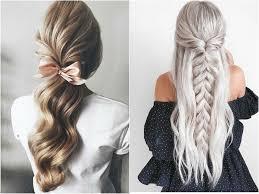 210 красивых причесок и укладок на среднюю длину волос. Prostye Zhenskie Pricheski Dlya Dlinnyh Volos Foto Svoimi Rukami Poshagovo
