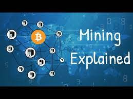 The block chain serves to confirm transactions to the rest of the network as having taken place. Bitcoin And Cryptocurrency Mining Explained Youtube