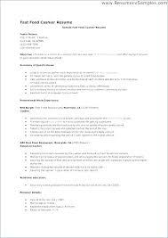 Restaurant Job Descriptions For Resume Restaurant Job Descriptions ...