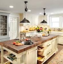 farmhouse kitchen lighting cooking warm ideas light fixtures modern long cool led ceiling overhead beautiful island