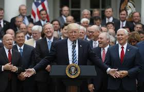 Image result for healthcare trump images