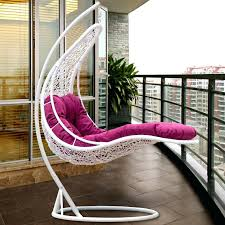 wicker swing chair rattan swing hanging chair outdoor wicker swing chair with stand india