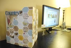 Cardboard Magazine Holders magazine holders cardboard Archives Living Rich on LessLiving 56