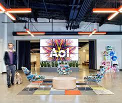 Yelp Pi Style 派时代 New Aols Headquaters In Palo Alto By Studio Oa
