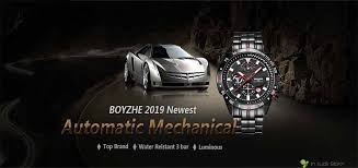 BOYZHE <b>New</b> Men Automatic Mechanical Fashion Top Brand ...