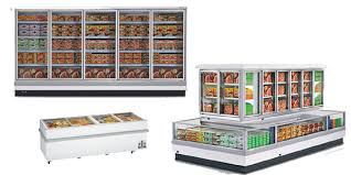 Stand Up Display Freezer Display Freezers Cool IT Refrigeration Commercial Ice Cream 8