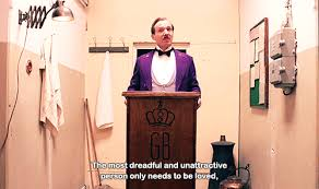 Grand Budapest Hotel Quotes Enchanting Film Ralph Fiennes Wes Anderson The Grand Budapest Hotel 48