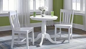 plans round top oak wooden whitewashed inch pedestal drop ana chairs international white set glass table