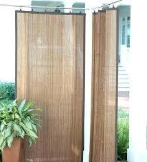 outdoor bamboo curtains outdoor bamboo curtain panels bamboo curtain panels medium size of mesmerizing water resistant outdoor bamboo curtains