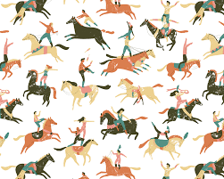 harriet taylor seed illustrator and pattern designer from ideal work environment