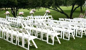 white folding chair white resin wedding folding chair white wood folding wedding chairs