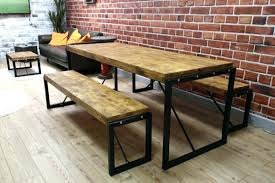 industrial look furniture. Rustic Industrial Furniture Look Com Intended For  Designs 2 R