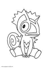 Small Picture Printable POKEMON Coloring Pages 88 The Best Free Sheets