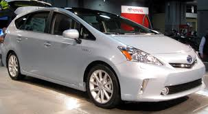 2012 Toyota Prius v - Information and photos - ZombieDrive