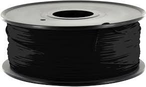 <b>Катушка</b> PLA-<b>пластика</b> Wanhao 1.75 мм 1кг., черный: продажа ...
