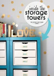 office supply storage ideas. Lots Of Great Craft And Office Supply Storage Solutions! Ideas