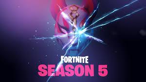 Fortnite Season 5 Release Date Worlds Collide Leaks Fortnite