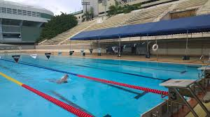 Public Swimming Pool in Bangkok Wisutamol Olympic Size