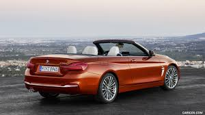 2018 bmw line. contemporary line 2018 bmw 4series convertible luxury line  rear threequarter wallpaper and bmw line b
