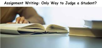 is academic writing the only way to judge a student s potential assignment writing from my assignment expert