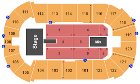 Payne Arena Seating Chart Hidalgo