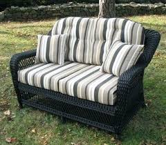 outdoor loveseat replacement cushions canada picture of best images on for furniture cozy fur