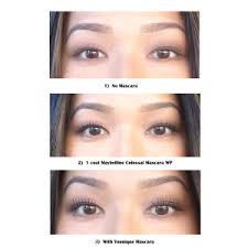 sadly maa does have one flaw it is only temporary enter eyelash extensions without the help of maa or falsies extensions can give you full