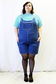 plus size overalls shorts