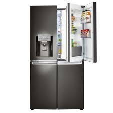 refrigerator 4 5 cu ft. lg black stainless steel series 23 cu. ft. 4-door counter-depth refrigerator 4 5 cu ft