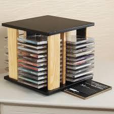 2018 top fashion new floor type prateleira storage shelf wood rack disc wooden large capacity three