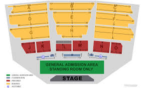 Santa Barbara Bowl Seating Chart View Santa Barbara Bowl Ticketsr Com