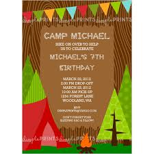 Baby Shower Invitation Cards Baseball Themed Baby Shower Camping Themed Baby Shower Invitations