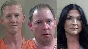 Court documents show how 3 people helped Kirby Wallace while on the run