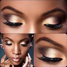 eye makeup dark skin photo 1