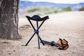 Tactical Field and Camping Chair: Amazon.in: Home & Kitchen