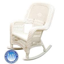 adams mfg rocking chair plastic patio chaise lounge adams mfg corp white resin stackable
