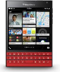 BlackBerry Passport Red Edition Factory ...