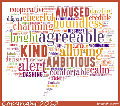 Words To Describe Yourself On A Resume Free Resume Example And