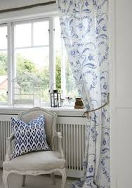 23 Best Blue and White Curtains images | Blue, white curtains ...