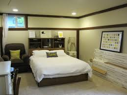 Basement Bedroom Design Ideas New With Images Of Basement Bedroom Interior  In Gallery