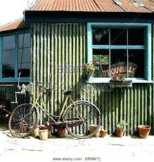 corrugated metal shed ideas for old metal sheds moving the shed