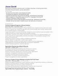 20 Entry Level Mechanical Engineering Resume