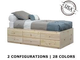 twin storage bed. Unique Storage Image 1 In Twin Storage Bed N